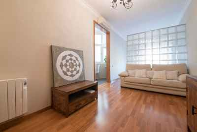 Спокойная квартира в центре Барселоны